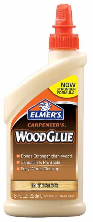 Elmer's E7010 Carpenter's Wood Glue