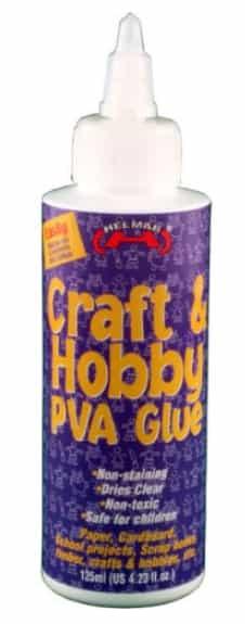 Helmar CHPG125 Helmar Craft and Hobby PVA Glue