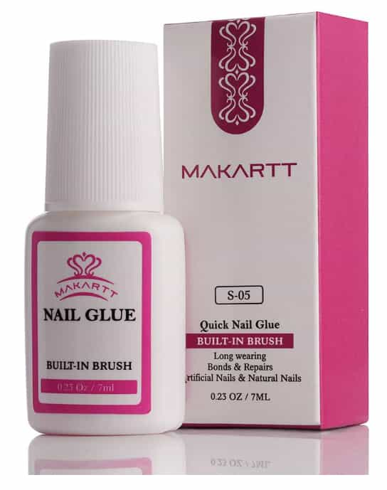 Makartt Nail Glue for Acrylic Nails