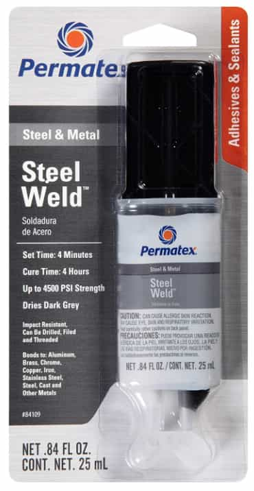 Permatex 84109 PermaPoxy Multi-Metal Epoxy