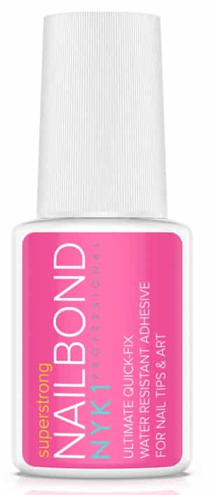NYK1 Nail Bond Super Strong Nail Tip Bond Glue Adhesive