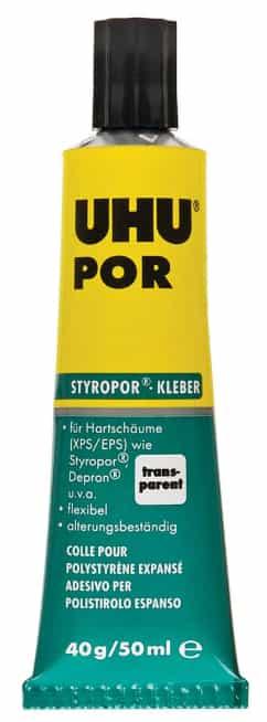 UHU POR Styrofoam adhesive