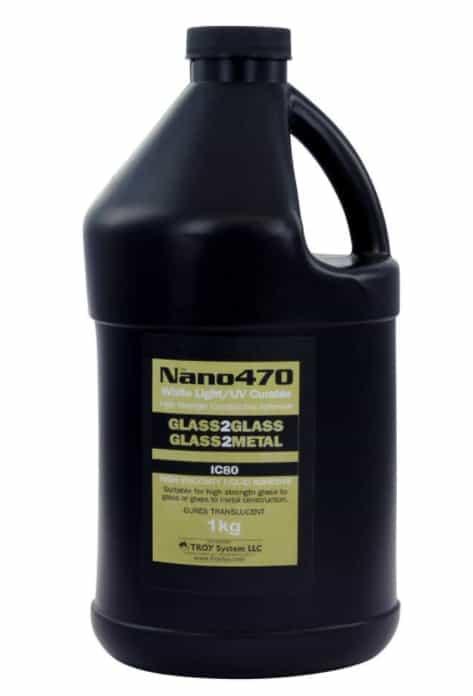 TroySys Nano 470 Construction Glass Glue