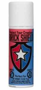 BrickShield Plastic Brick Glue Spray
