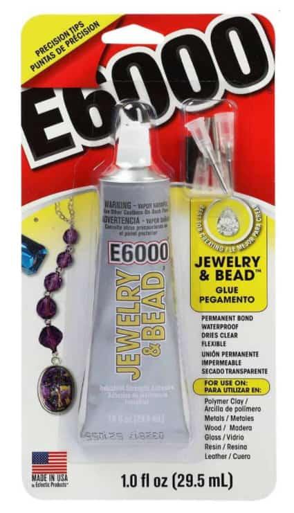 E6000 1 Ounce Jewelry