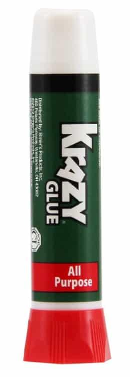 Krazy Glue Elmer's Original Crazy Super Glue All Purpose Instant Repair