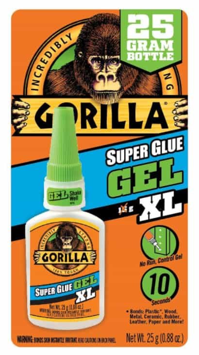 Gorilla Super Glue Gel XL