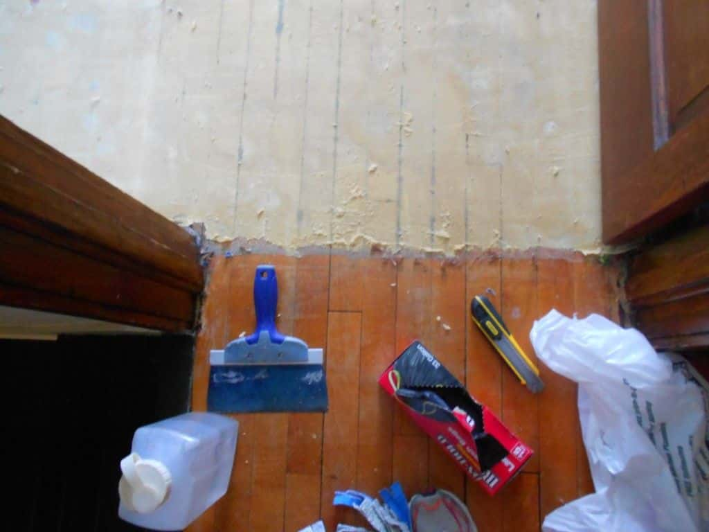 How to Remove Carpet Glue from Wood Stairs