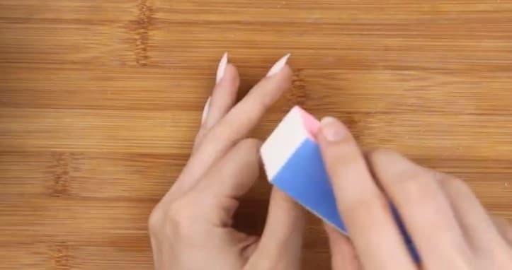 Use a Nail Buffer