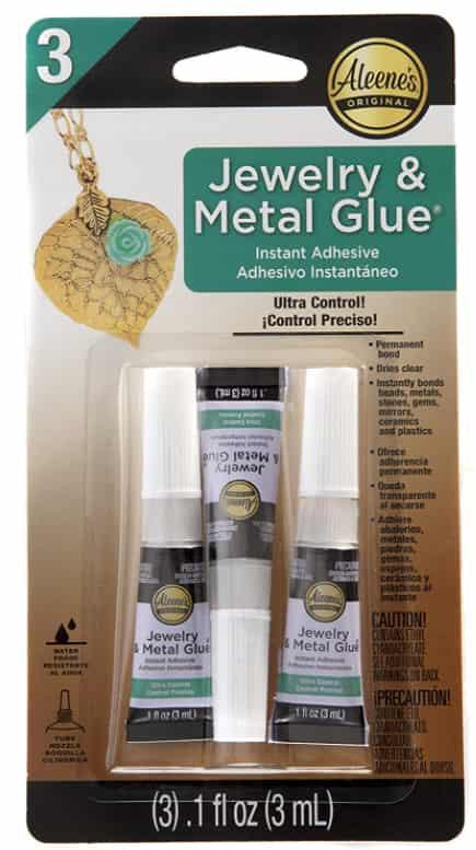 Aleene's 94830 Jewelry & Metal Glue
