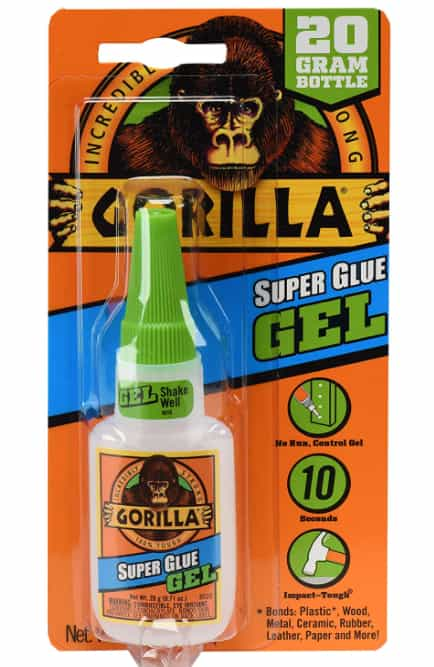 Gorilla 7700104 Super Glue Gel