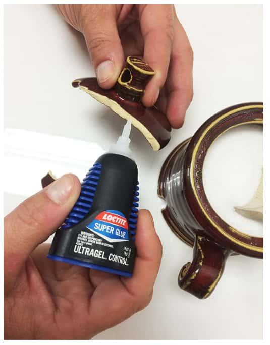 Loctite Gel control Ultra Super Glue