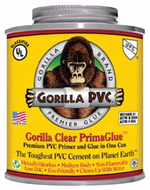 Gorilla PVC Cement