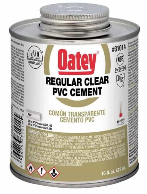 Oatey PVC Cement