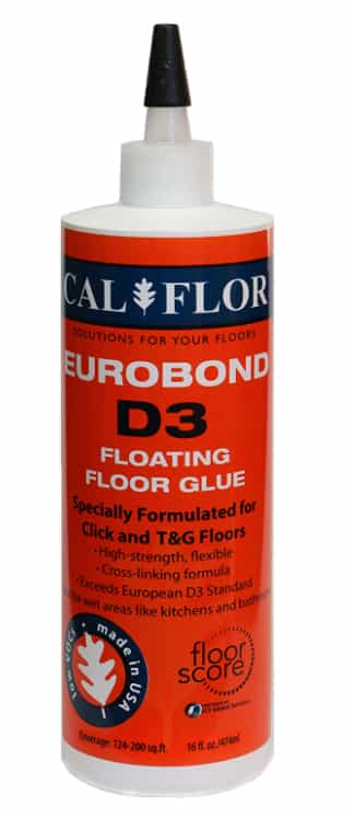 Cal-Flor Eurobond D3 Floating Floor Glue