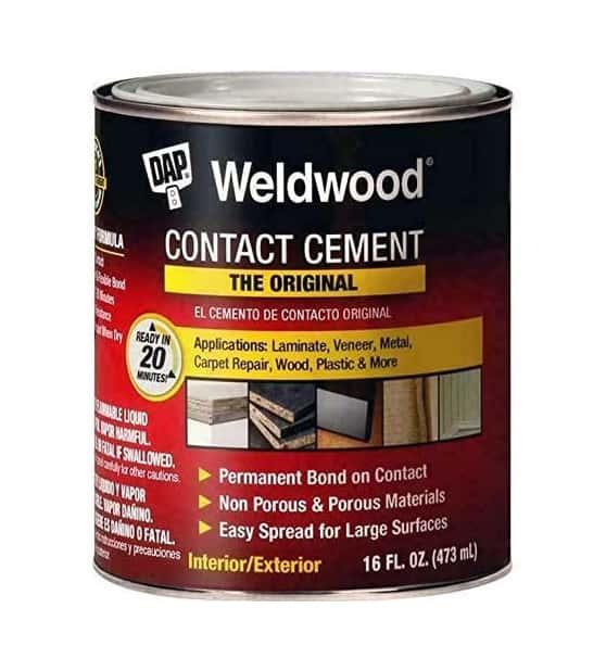 Dap Weldwood Original Contact Cement