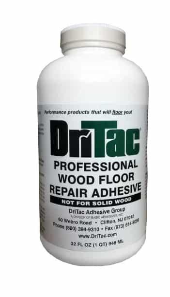 DriTac Professtional Wood Floor Repair Adhesive